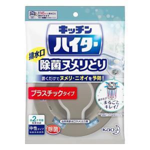 花王 キッチンハイター 除菌ヌメリとり 本体 プラスチックタイプ 1個入|tokyodogs