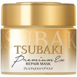 TSUBAKI ツバキ プレミアムリペアマスク 180g|tokyodogs