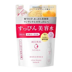 純白専科 すっぴん美容水 II つめかえ用 180mL|tokyodogs