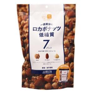 デルタ 一週間分のロカボナッツ 210g 30g×7袋|tokyodogs