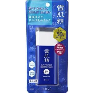 コーセー 薬用雪肌精 サンプロテクト エッセンスミルク 60g