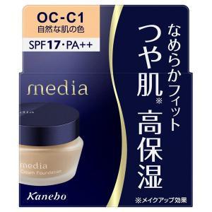 カネボウ メディア クリームファンデーションN OC-C1 25g SPF17・PA++|tokyodogs