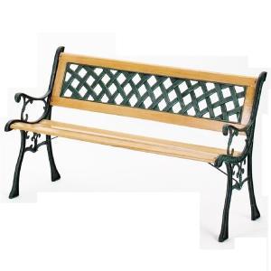 ガーデンベンチ格子 ベンチ パークベンチ ガーデンベンチ 送料無料|tokyofanicya