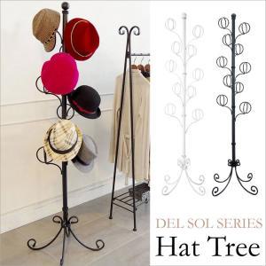 帽子掛け 帽子ツリー  Del Sol デルソルアイアン|tokyofanicya