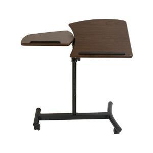 リクライナーや高座椅子にぴったりなサイドテーブル 【テーブル ローテーブル サイドテーブル ipad PC パソコン 可変フレキシブル   送料込 送料無料|tokyofanicya