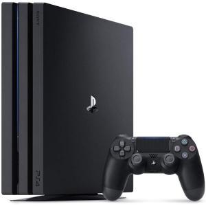 【新品】PlayStation 4 Pro ジェット・ブラック 1TB (CUH-7200BB01)
