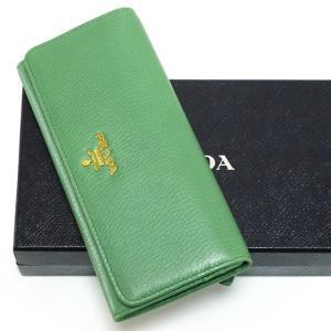 0f7fb09ea5f6 プラダ 長財布 グリーンの商品一覧 通販 - Yahoo!ショッピング
