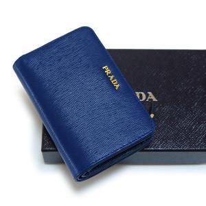 プラダ 財布 メンズ PRADA 二つ折り財布 レディース ...