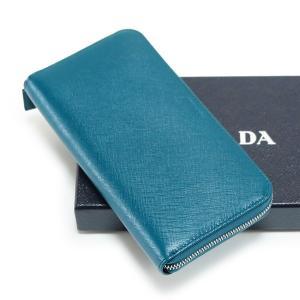4a1406dc6514 プラダ 財布 メンズ PRADA 長財布 レディース ラウンドファスナー2ML317