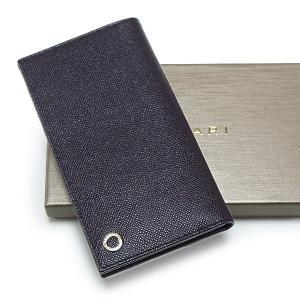 467fbd63e9ce BVLGARI ブルガリ 二つ折り長財布 ブラック 30398 です。美しい型押しが施され