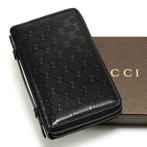 GUCCI グッチ GGインプリメ トラベルドキュメントケース 395474 fu49r 1000|tokyoimport