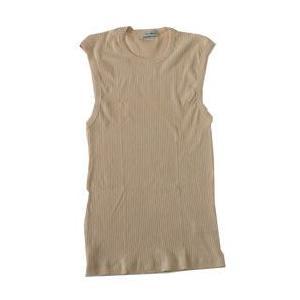DOLCE&GABBANA ドルチェアンドガッバーナ(ドルガバ) ノースリーブTシャツ メンズ 少々難あり tokyoimport