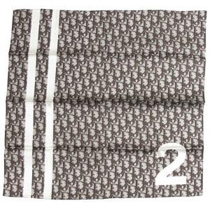 Christian Dior クリスチャンディオール トロッター スカーフ|tokyoimport