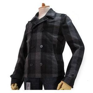DOLCE&GABBANA ドルチェ アンド ガッバーナ ツイードチェック ジャケット コート Pコート ショートコート tokyoimport
