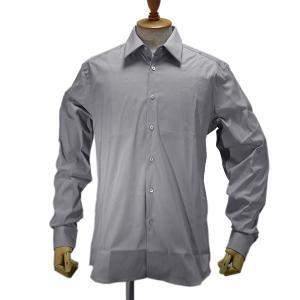 PRADA プラダ ドレスシャツ UCM473 PERLA POPELINE STRETC tokyoimport