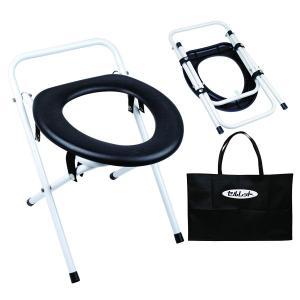 セルレット NEW簡易便座  手提げ袋付き 送料無料 防災 簡易トイレ 避難 アウトドア 災害