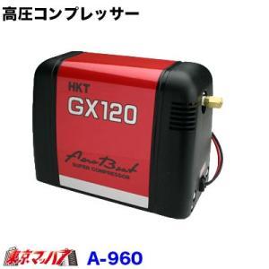 キタハラエアーホーン用高圧コンプレッサーエアロビート12v tokyomach7