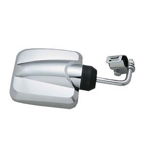 コンボイ クルージングミラー2CV-301 クローム ロングステー|tokyomach7