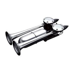 エコーマスター ガンメタブラック 12V