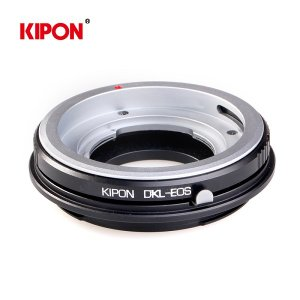 KIPON DKL-EOS  キヤノンEOS/EFマウントアダプター (デッケルマウントレンズ) tokyotradingshop