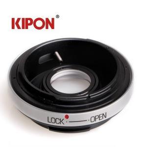 KIPON キヤノン Canon FD-EOS/EFマウントアダプター (キヤノンFDマウントレンズ×キヤノンEOS EFマウントボディ) tokyotradingshop