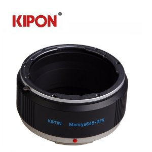 KIPON M645-GFX  Mamiya 645-FUJIFILM GFX 50S 富士フイルム マウントアダプター tokyotradingshop