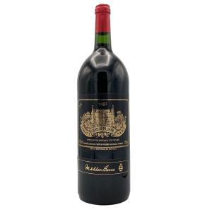 ワイン 赤ワイン 【マグナム】シャトー・パルメ 1997 メドック格付け マルゴー村 Ch.Palmer Margaux 1500ml ワインライク WineLike