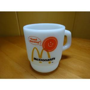 FireKingからMcDonald'sのマグカップのご紹介です。 最も有名なノベルティマグです。 ...