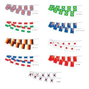 連続外国旗|tomacroom|02