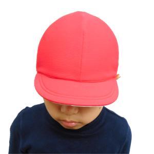 UVカット紅白帽子 tomacroom 02
