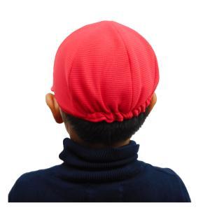 UVカット紅白帽子 tomacroom 04