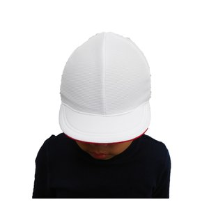 UVカット紅白帽子 tomacroom 05
