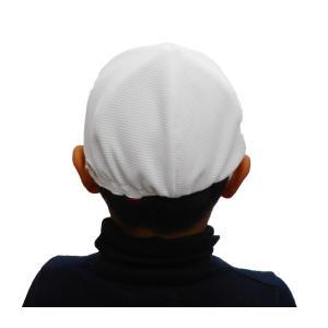 UVカット紅白帽子 tomacroom 07