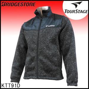 ブリヂストン ツアーステージ BRIDGESTONE TOURSTAGE フリース ブルゾン ジャケット KTT91D 2018-2019 冬