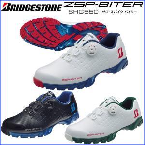 ブリヂストン ゴルフシューズ BRIDGESTONE ZSP-BITER SHG550 スパイクレスシューズ|tomikichi