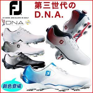 2017 Newモデル! フットジョイ ゴルフ D.N.Aボア FootJoy DNA Boa  スパイクシューズ|tomikichi