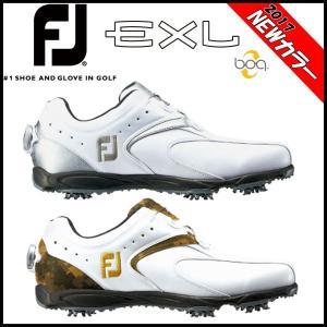 2017 New カラー登場! フットジョイ EXL ボア 2016 FootJoy EXL Boa ゴルフシューズ 新色 tomikichi
