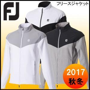 2017 フットジョイ FootJoy フリースジャケット FJ-F17-O57|tomikichi