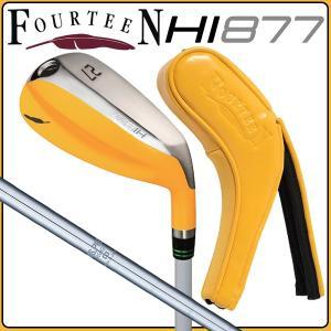 フォーティーン FOURTEEN HI877  バナナユーティリティ「メーカー特注品」NS950GH.UT(S)スチールシャフト|tomikichi