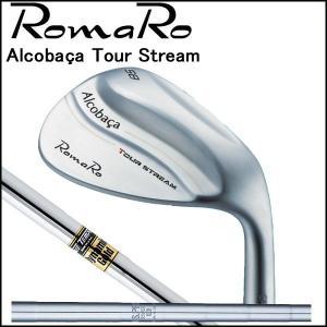 ロマロ ウェッジ アルコバッサ RomaRo Alcobaca Tour Stream WEDGE N.S.PRO950GH/DG-S200|tomikichi