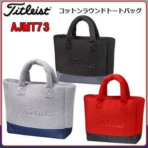 タイトリスト Titleist AJMT73 コットンラウンドトートバッグ|tomikichi