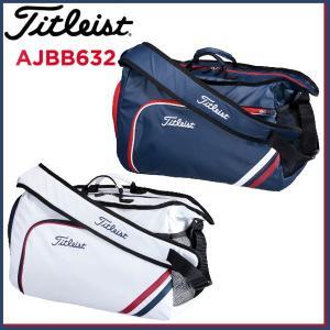 タイトリスト Titleist AJBB632 アメリカン・ショルダー ボストンバッグ|tomikichi