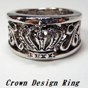 Crown Design Ring クラウンデザインリング・王冠・Crown・指輪・R-3225|tomine