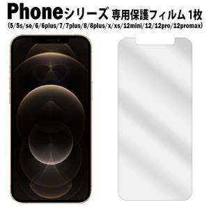 iPhoneシリーズ 液晶保護フィルム 1枚入り iPhon...