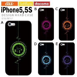 iPhone5 iPhone5S iPhoneSE ケース カバー ジャケット アイフォン5S アイフォンSE ケース カバー デザイン/NOIZ
