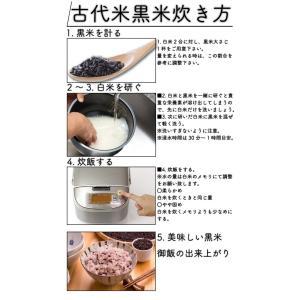 あすつく 九州 熊本県産 黒米 1kg 古代米 くまもとのお米 ミネラル米 美容 美意識 無農薬 tomitasyoten 12