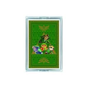 任天堂 ゼルダの伝説トランプ  ー  ゼルダの伝説の歴史が、ひとつのトランプに カードを彩る、歴代キ...
