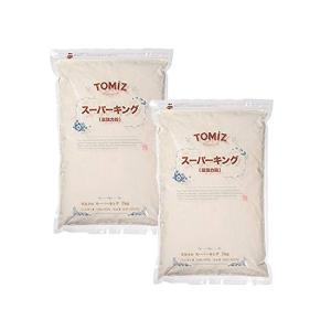 スーパーキング(日清製粉)/ 2.5kg×2個セット TOMIZ/cuoca(富澤商店)|tomizawa