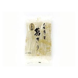 天極堂 葛きり(きしめん風) / 200g TOMIZ/cuoca(富澤商店)|tomizawa