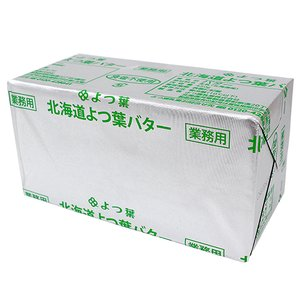 【冷蔵便】よつ葉バター(食塩不使用) / 450g TOMIZ/cuoca(富澤商店)